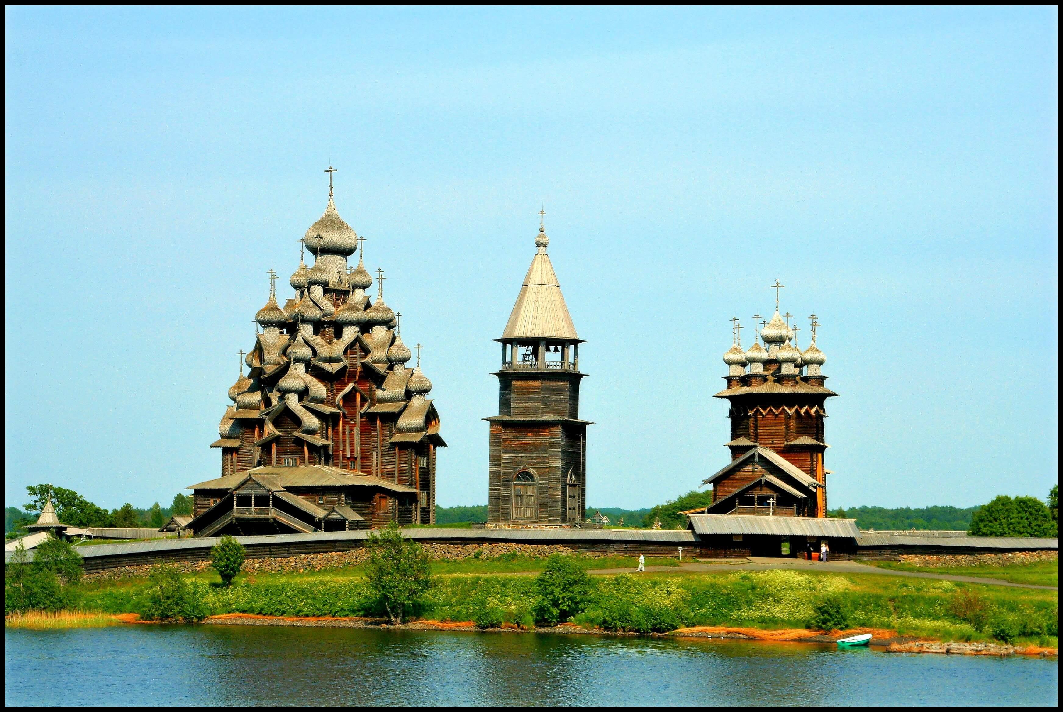 Największa drewniana cerkiew świata