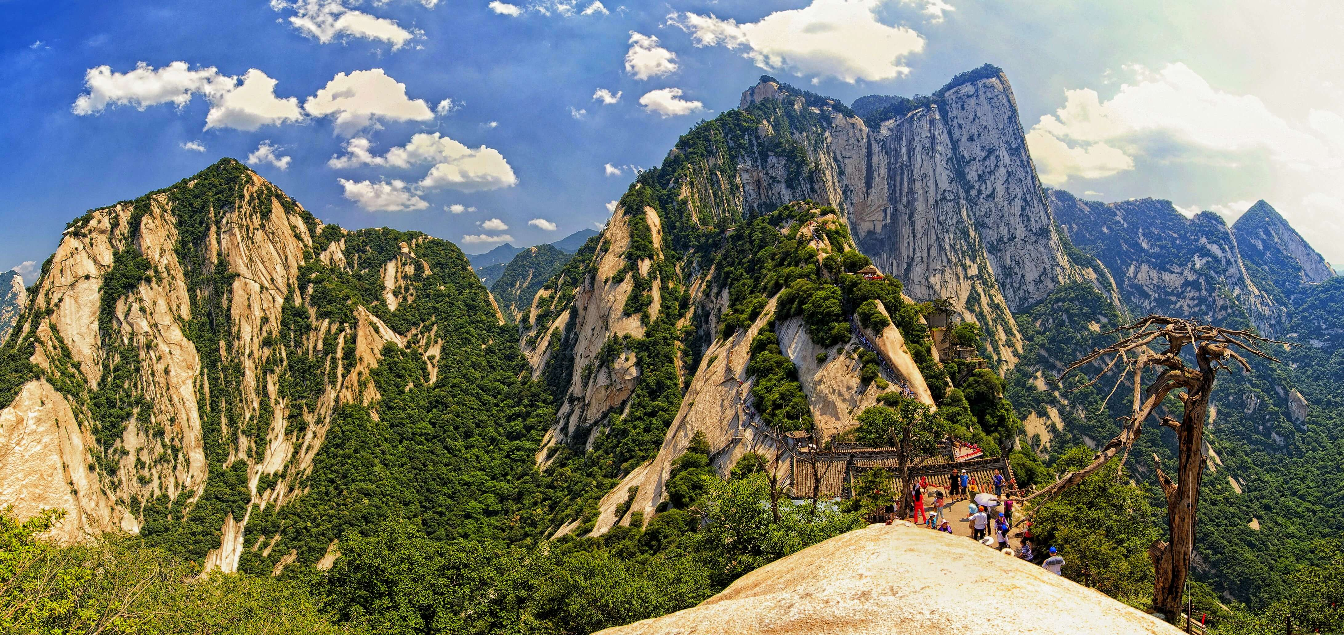 Huashan, Chiny