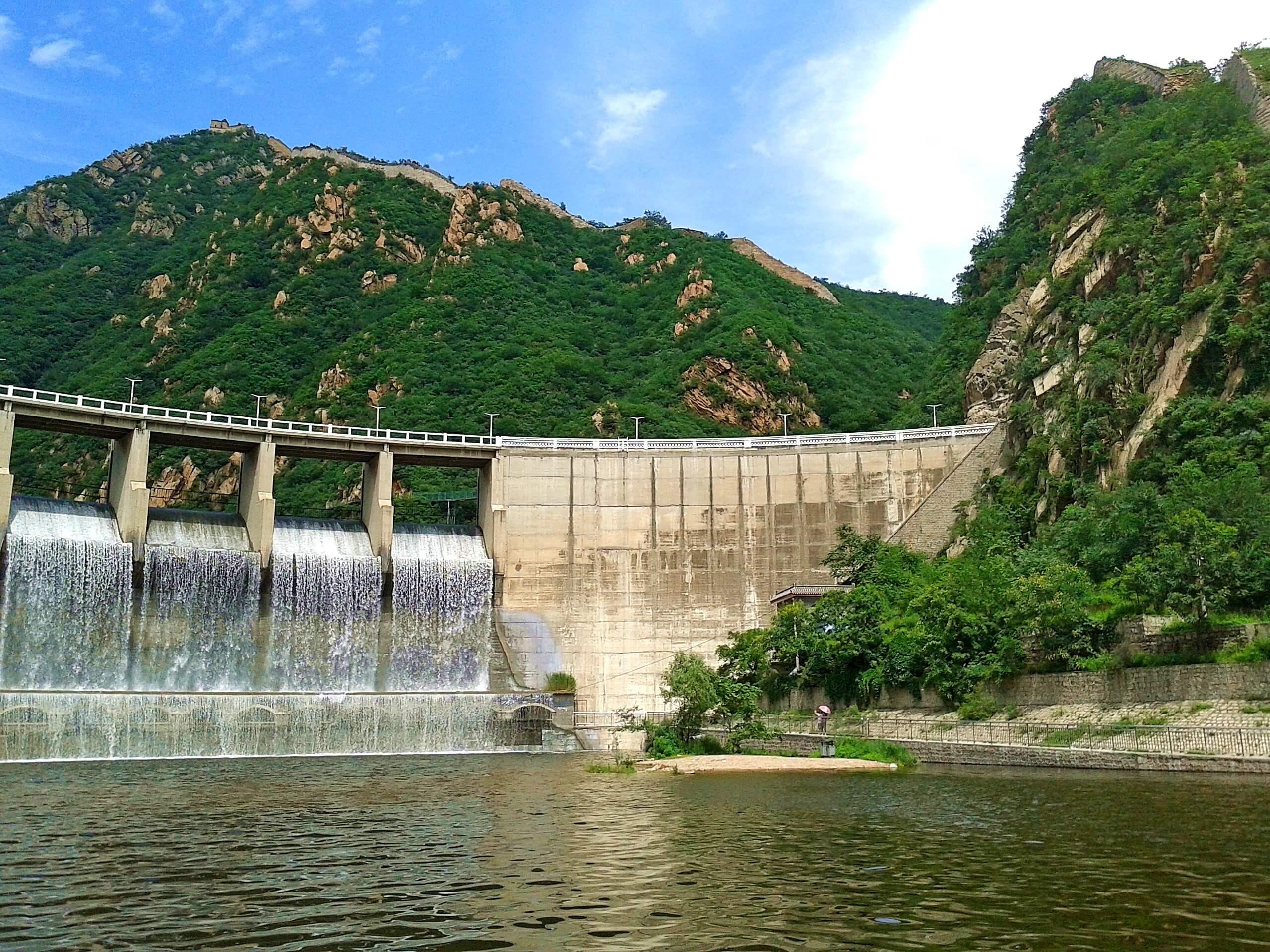 Wielki Mur, Huanghua, fot. A. Williams