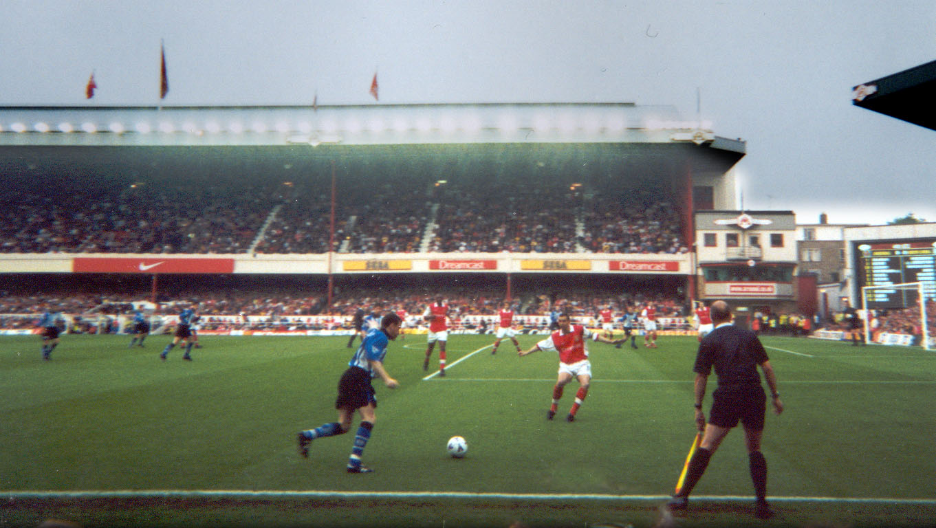 Highbury Stadium Arsenal