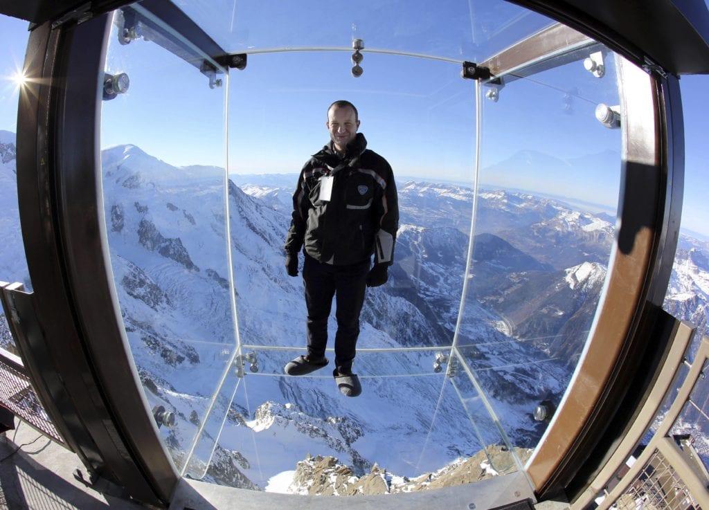 Aiguille du Midi Mont Blanc