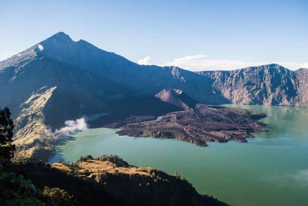 Wyspa Lombok Indonezja Travel Architects wulkan