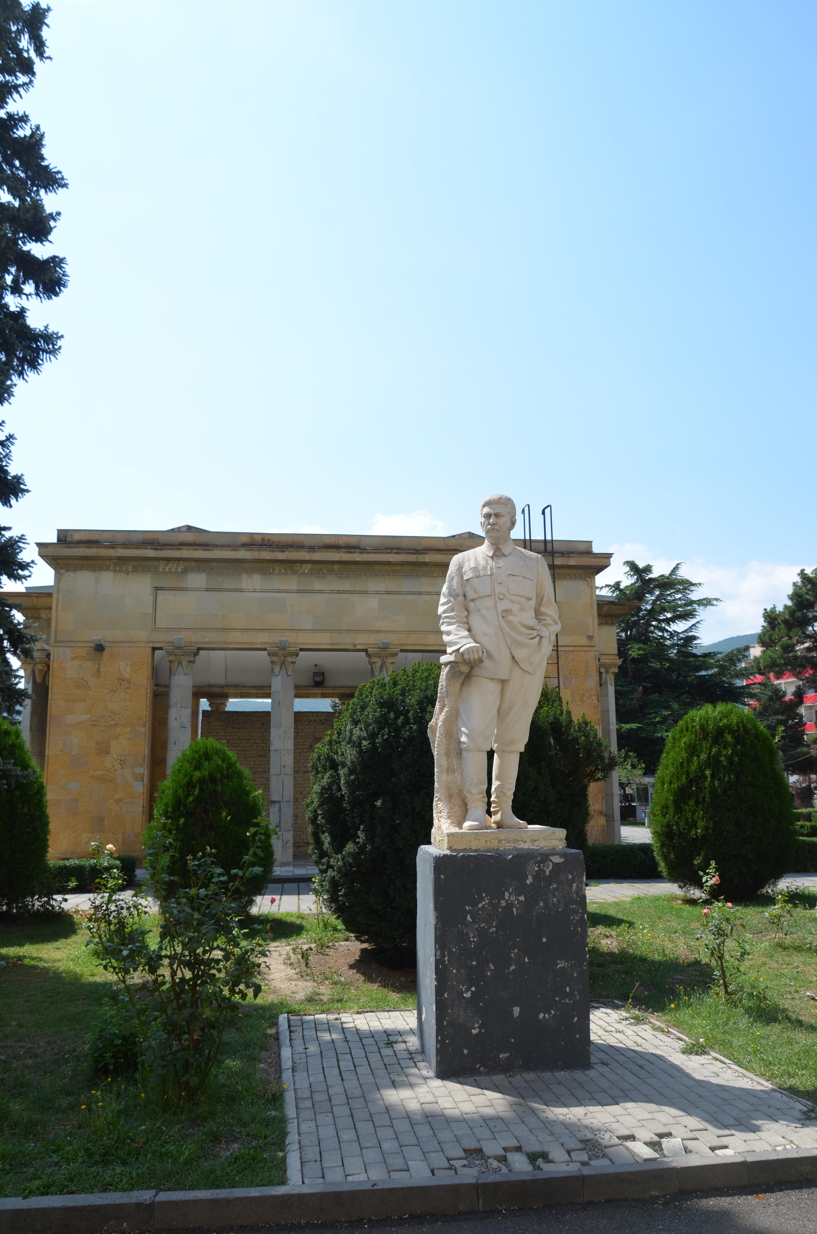 Gori, dom Józefa Stalina, Gori