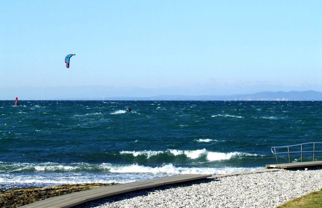 Riwiera Słoweńska - Izola Kitesurfing Adriatyk