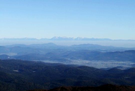 Alpy Słowenia Podróże szyte na miarę Sneznik