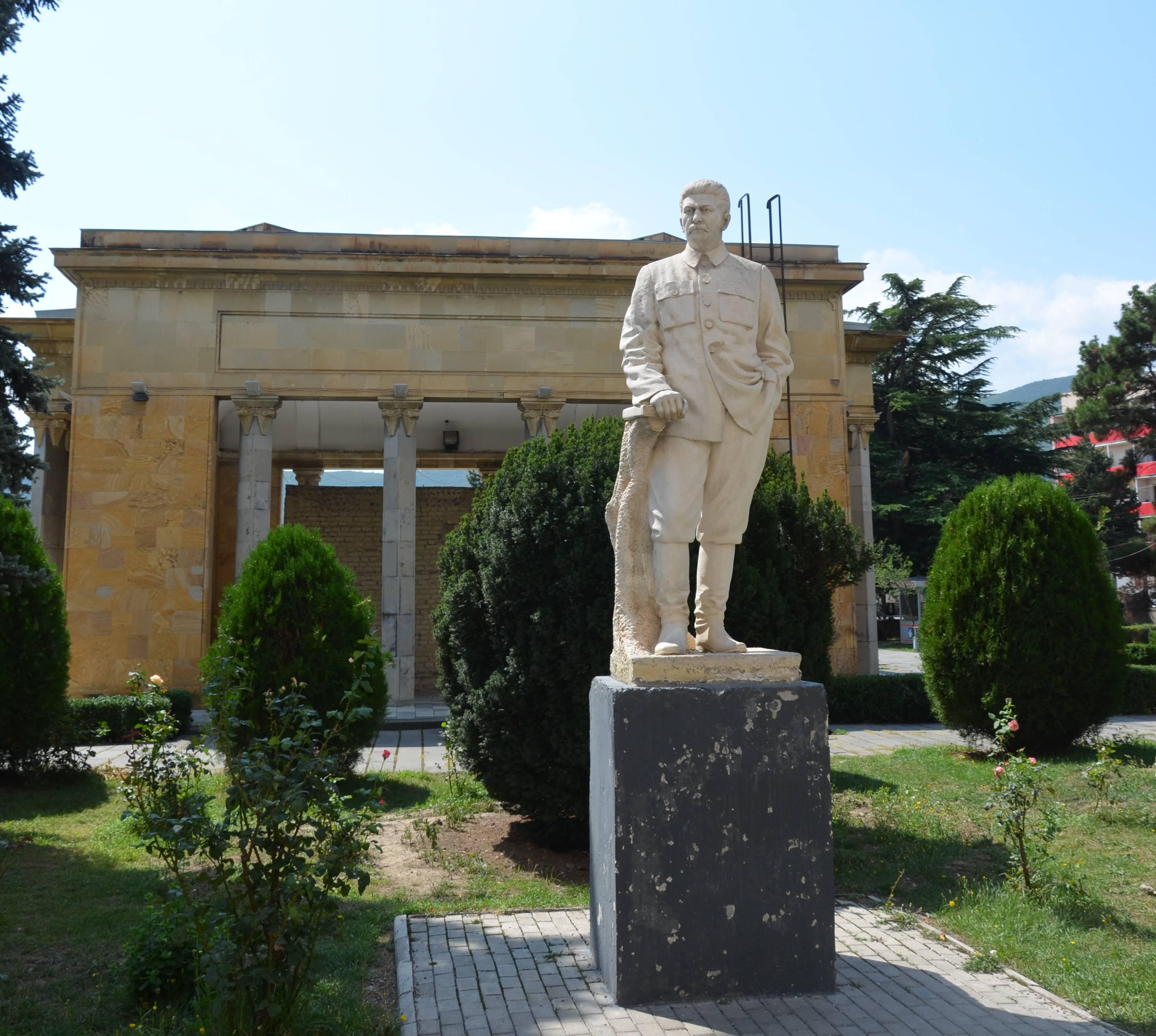 Gori Dom Stalina w Gruzji