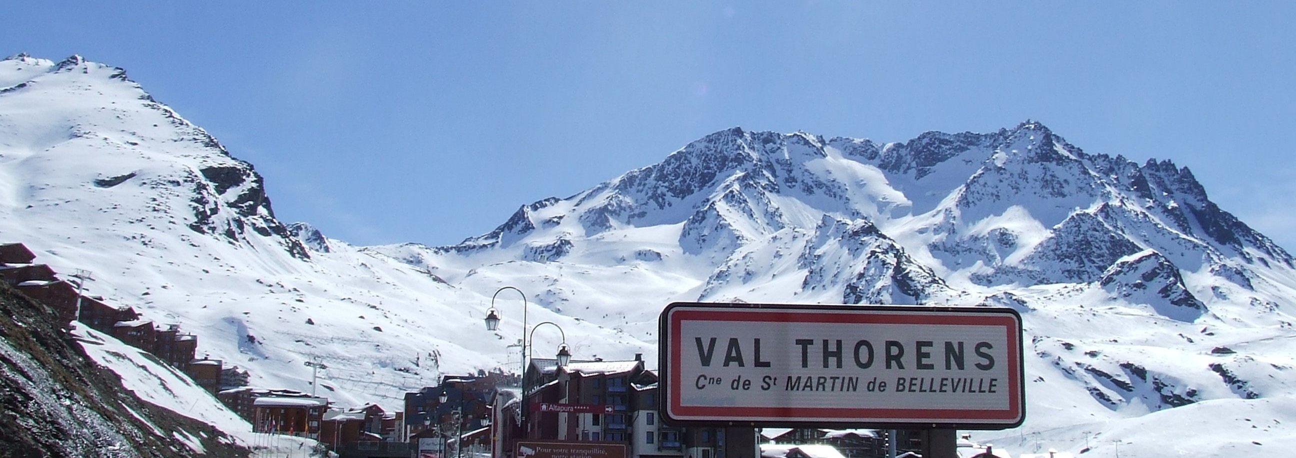 Val Thorens Alpy Francja