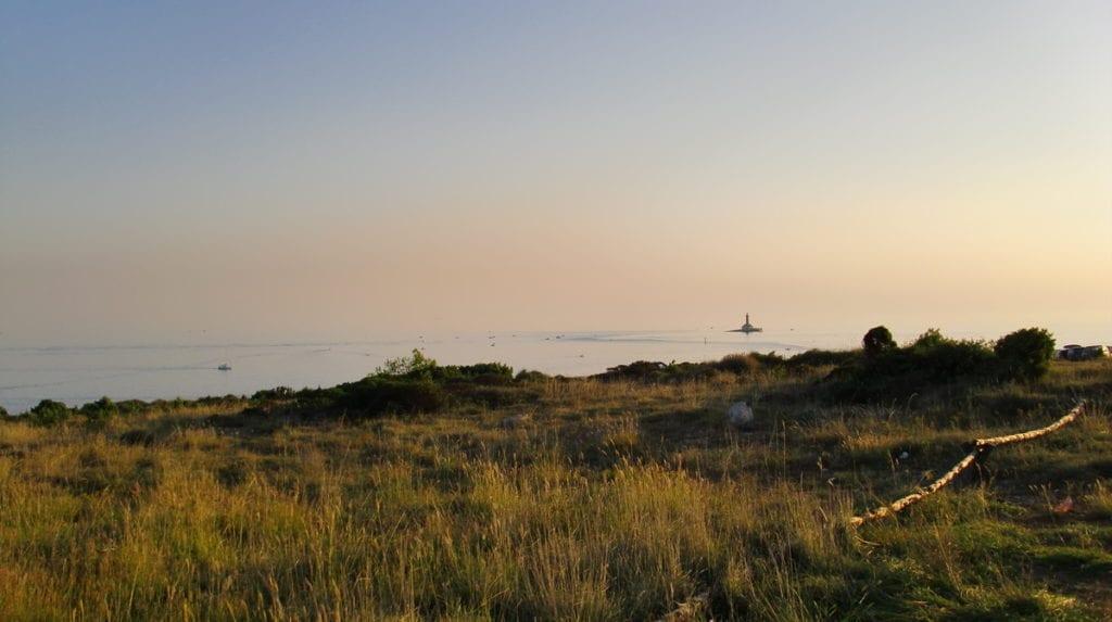 Przylądek Kamenjak Istria Chorwacja Adriatyk