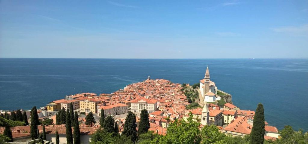 Riwiera Słoweńska - Słowenia Piran Adriatyk Morze Wczasy