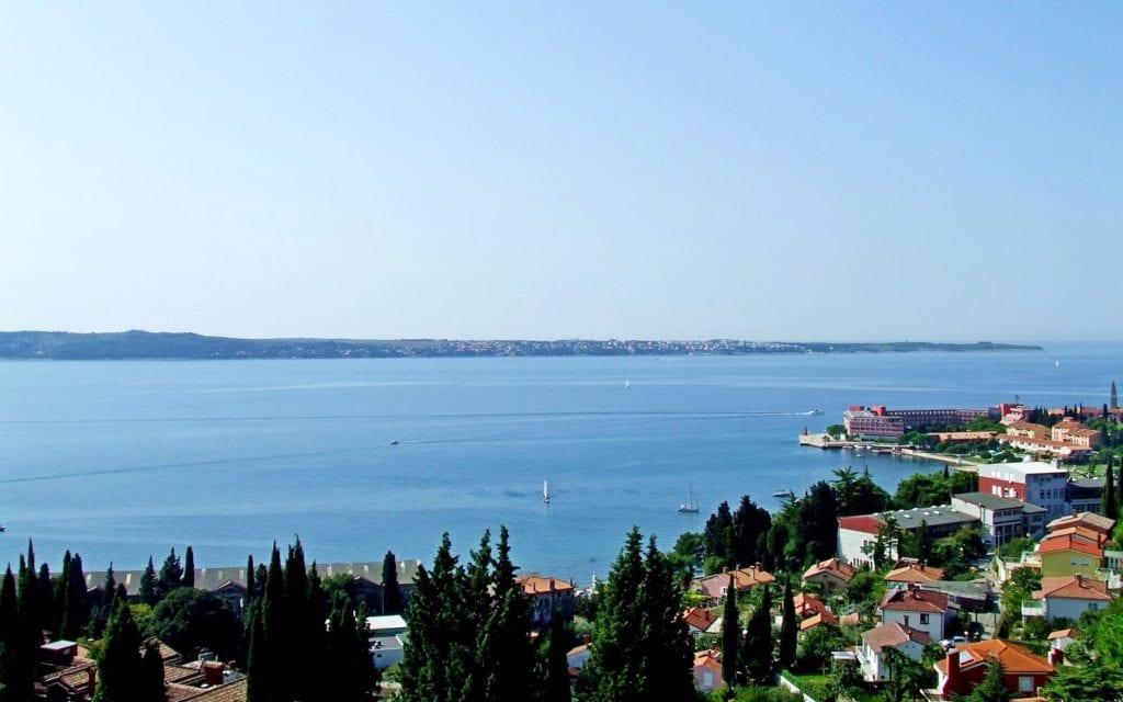 Riwiera Słoweńska - Portoroz Adriatyk Słowenia Wczasy