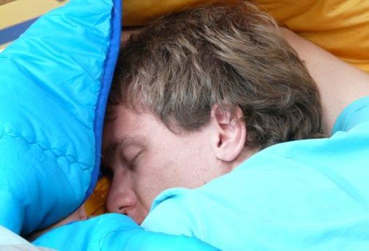 Wybór dobrego śpiwora, porady