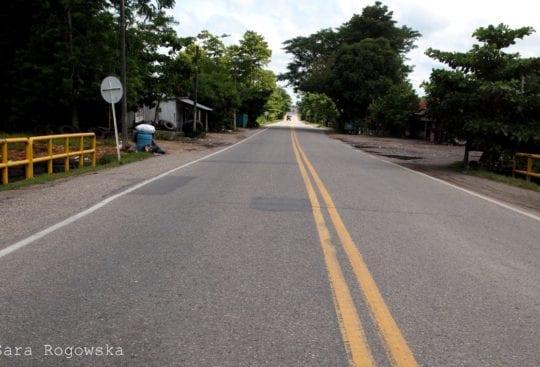 droga autostrada kolumbia podróże