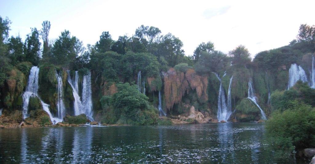 kravica bosnia i hercegowina wodospady