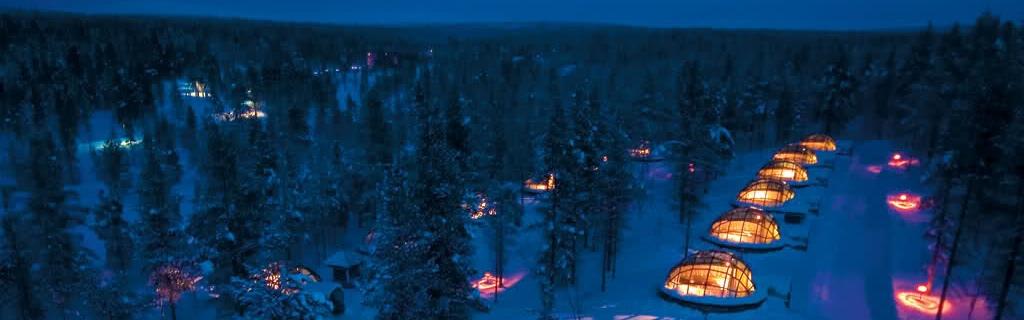 Hotel Igloo Laponia