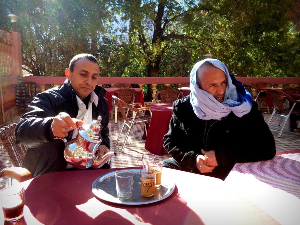 Herbata z Berberami. Maroko - wakacje