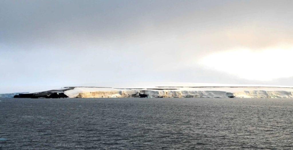 Przylądek Fligely Rosja Arktyka Północ
