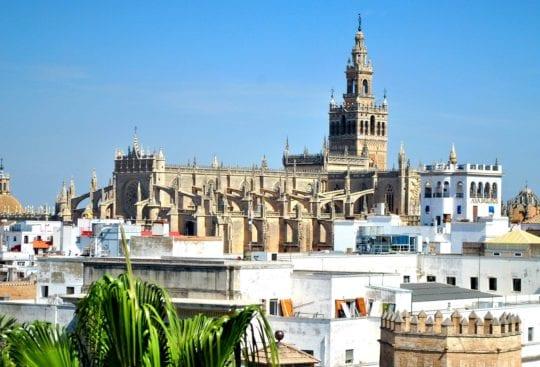 Serce Andaluzji Sewilla Flamenco
