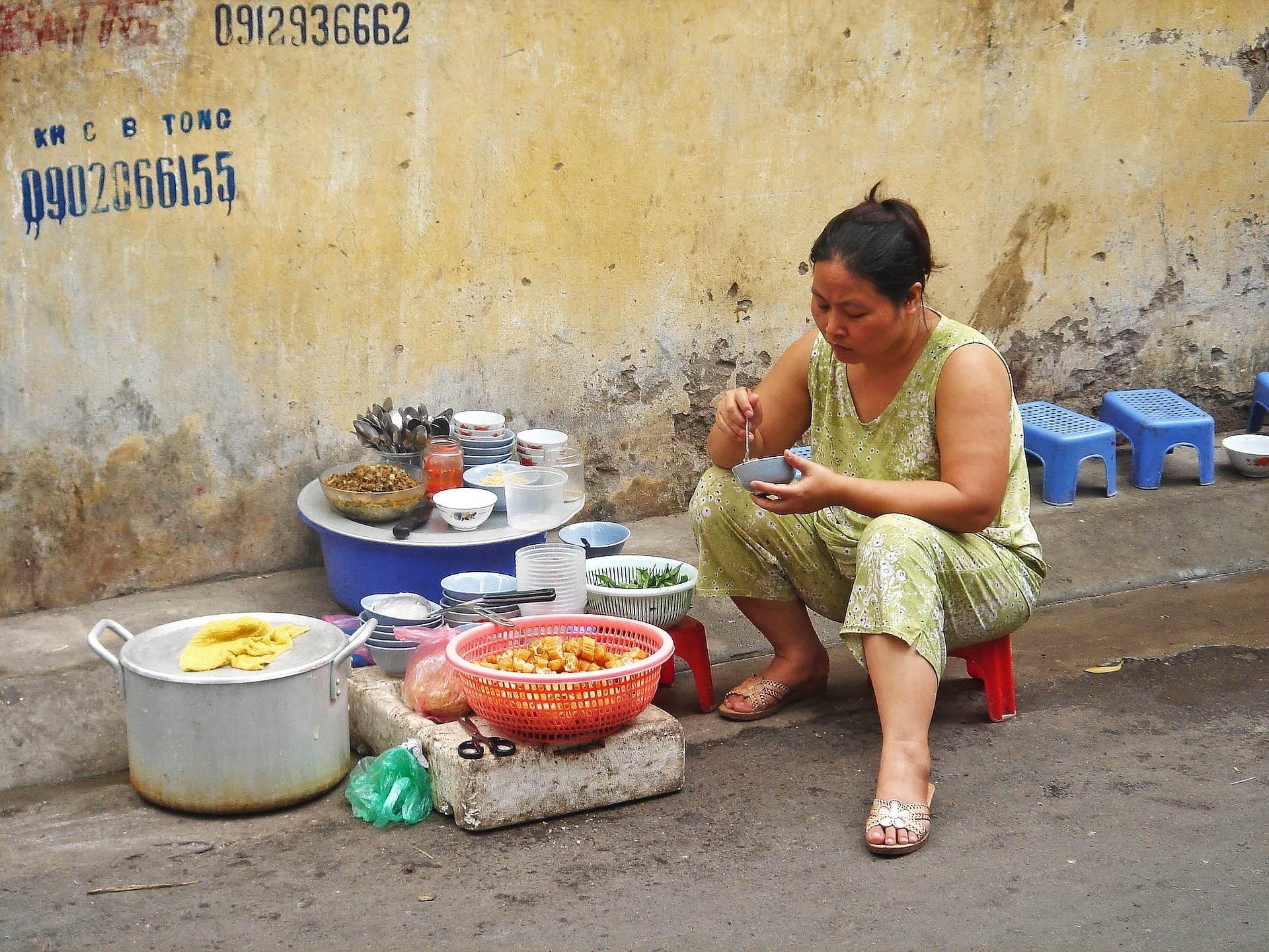 Nie Ma Sajgonek W Sajgonie Kuchnia Wietnamska Podróże