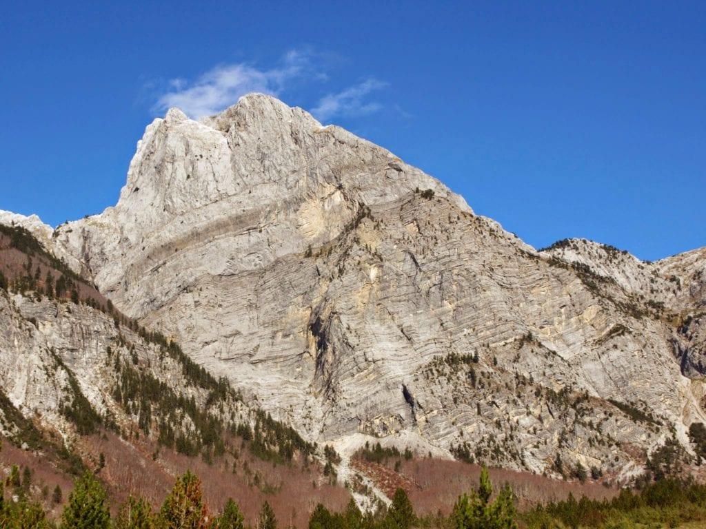 Góry Północnoalbańskie - podróż do Albanii