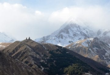 Klasztor Cminda Sameba i Kazbek