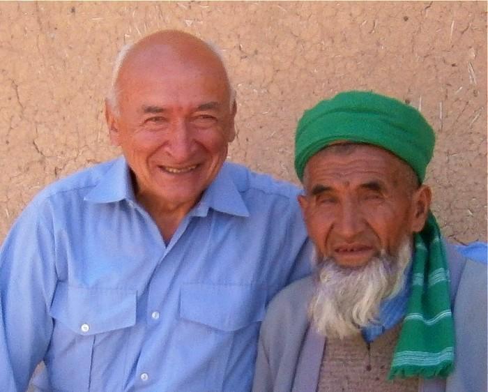 7 jezior Tadżykistan