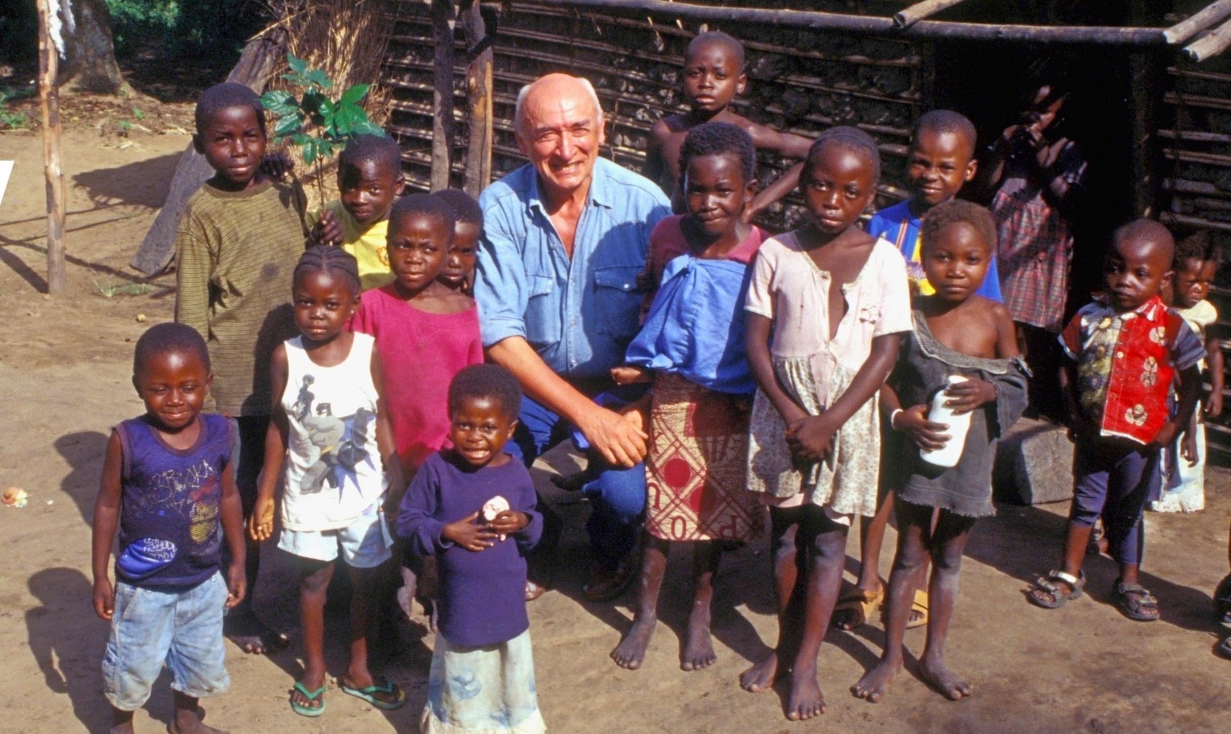 Dzieci w Demokratycznej Republice Kongo