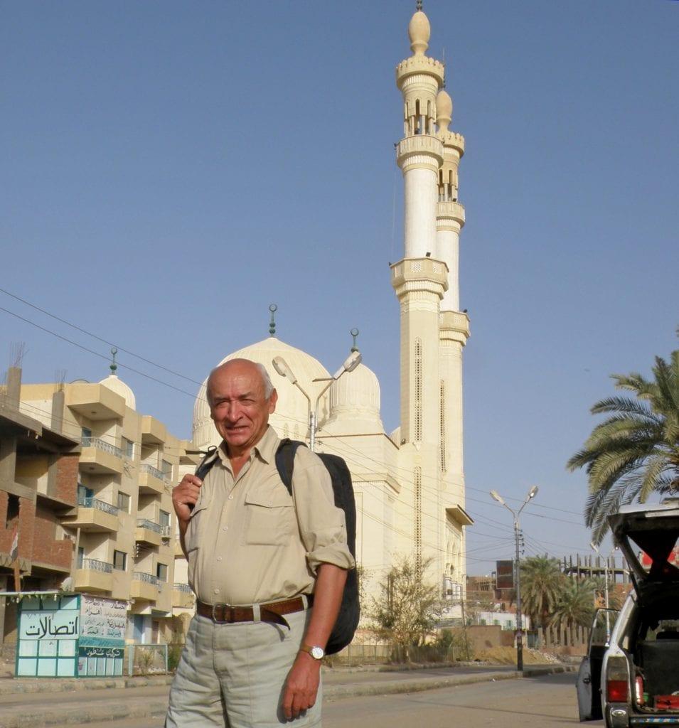 Oaza Kharga Egipt