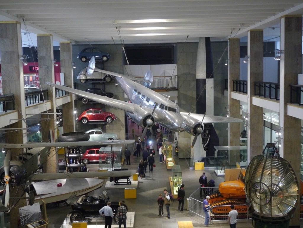 Science Museum Londyn