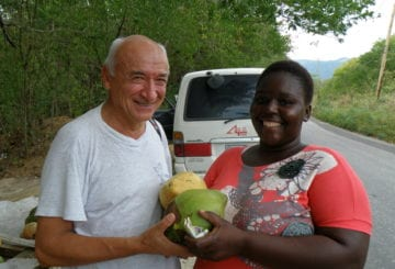 Spotkanie na Jamajce