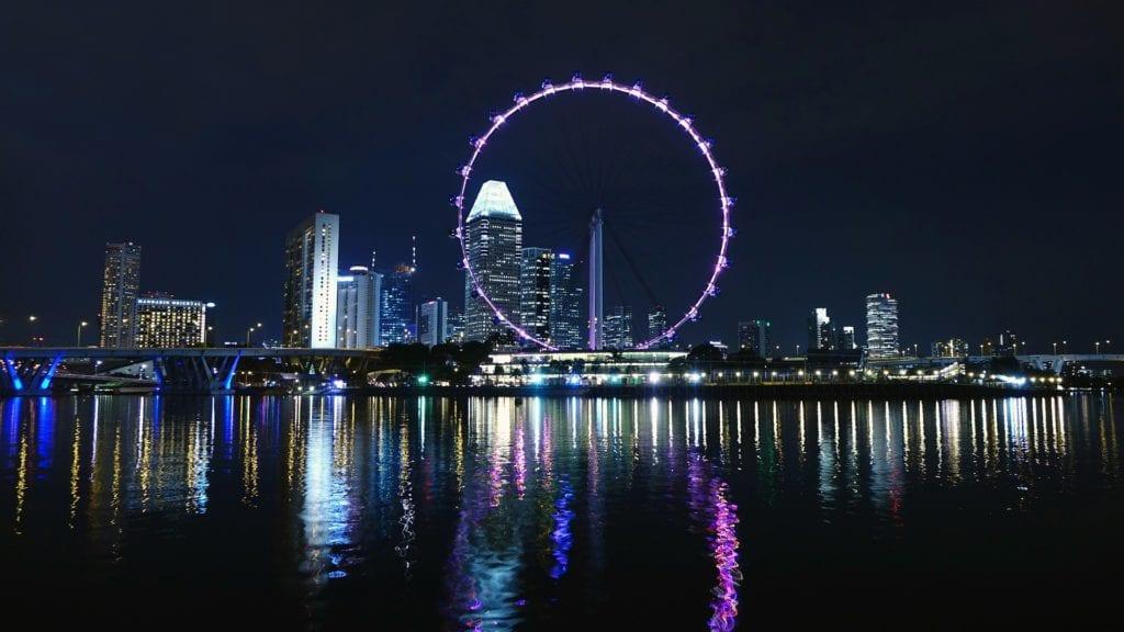 Diabelski młyn w Singapurze