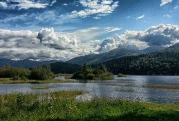 Jezioro Cerknickie w Słowenii