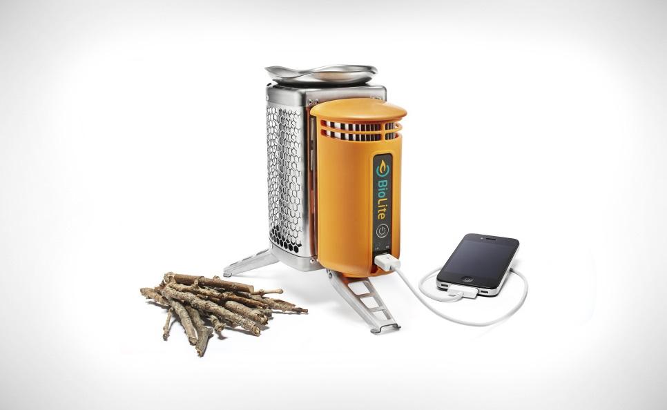 CampStove Kuchenka na biomasę