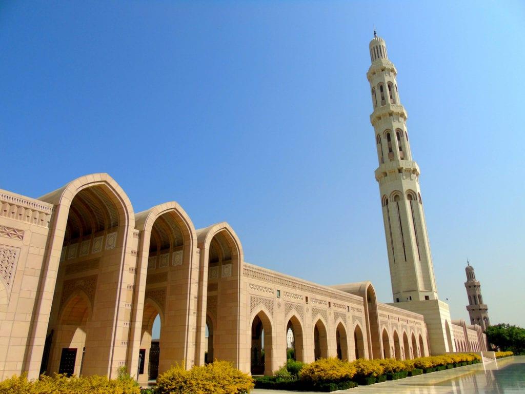 Wielki Meczet Sułtana Kabusa Oman