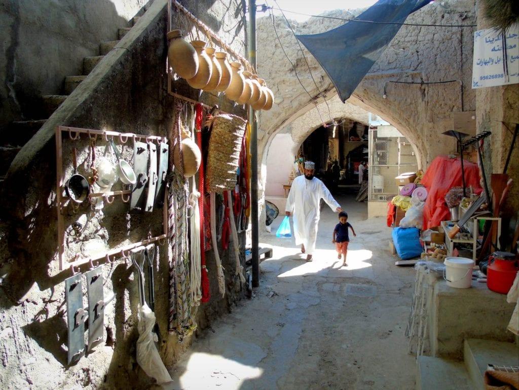 Targ w Nizwie, Oman