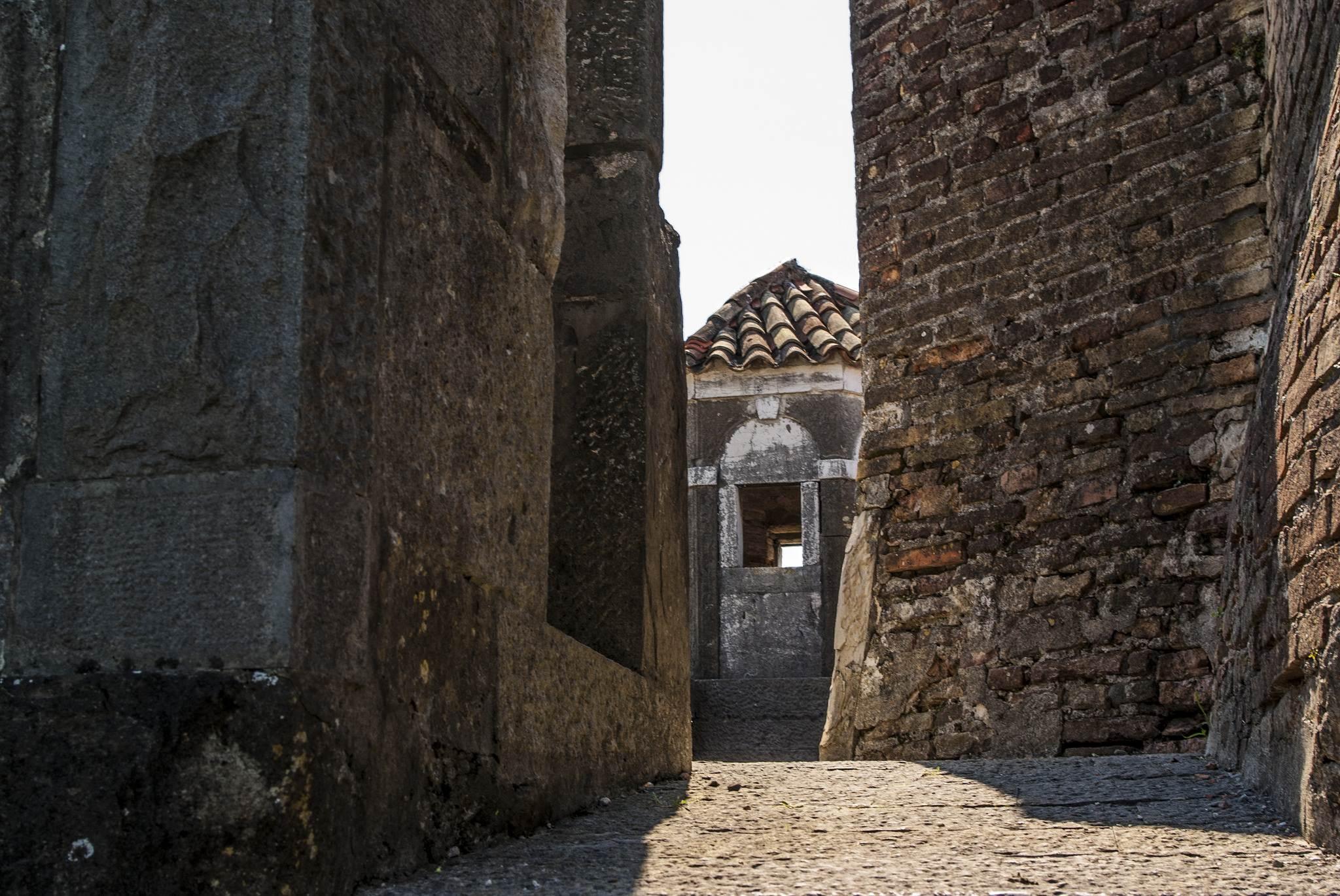 Ulice Palmanova Włochy