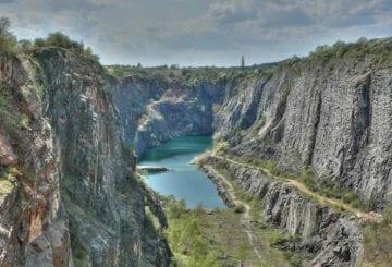 Wielki Kanion w Czechach