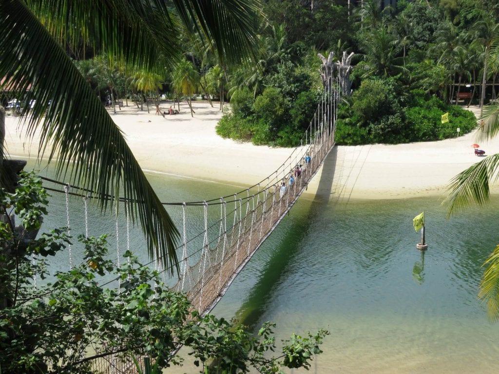 Wyspa Sentosa Singapur