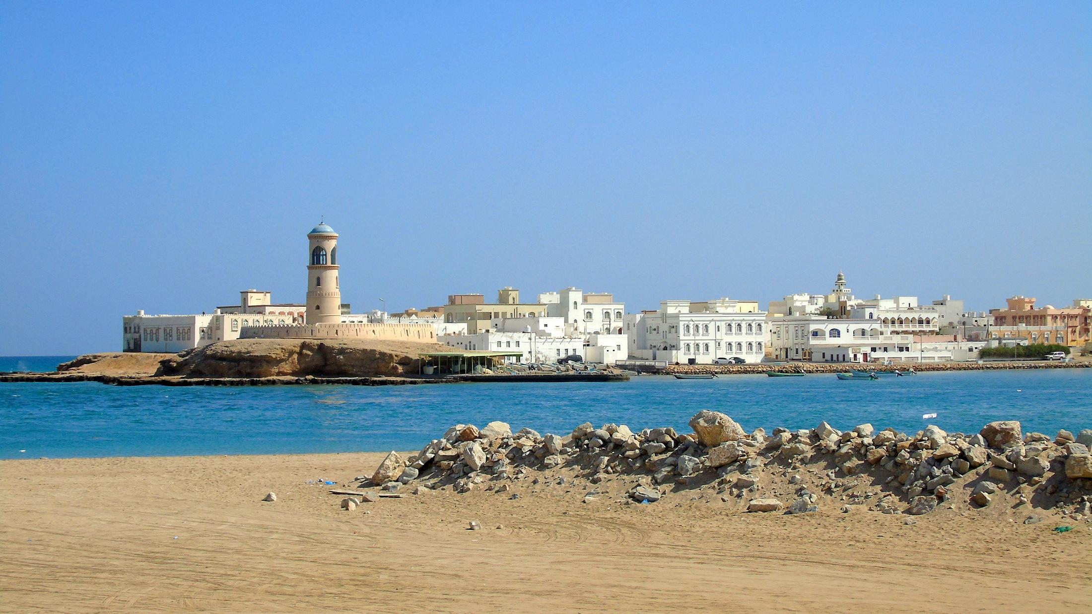 Architektura Omanu
