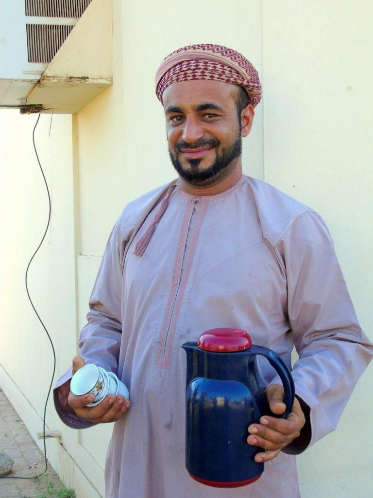Gościnność w Omanie