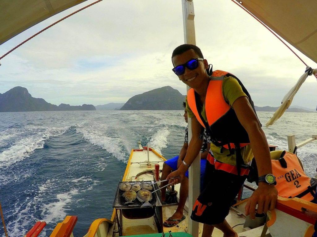 El Nido Filipiny Palawan