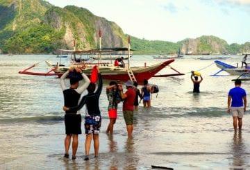 Island Hopping El Nido Palawan
