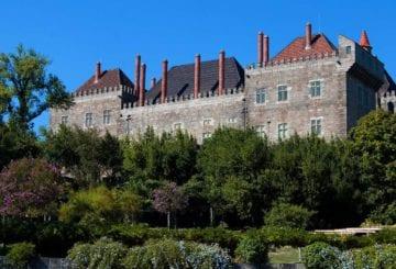 Pałac Książąt Braganza Portugalia