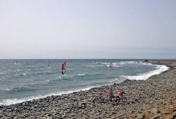 Pozo Izquierdo windsurfing