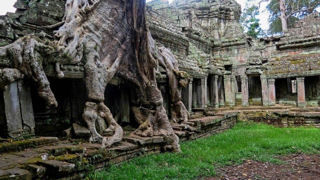 Kompleks Angkor słynne świątynie