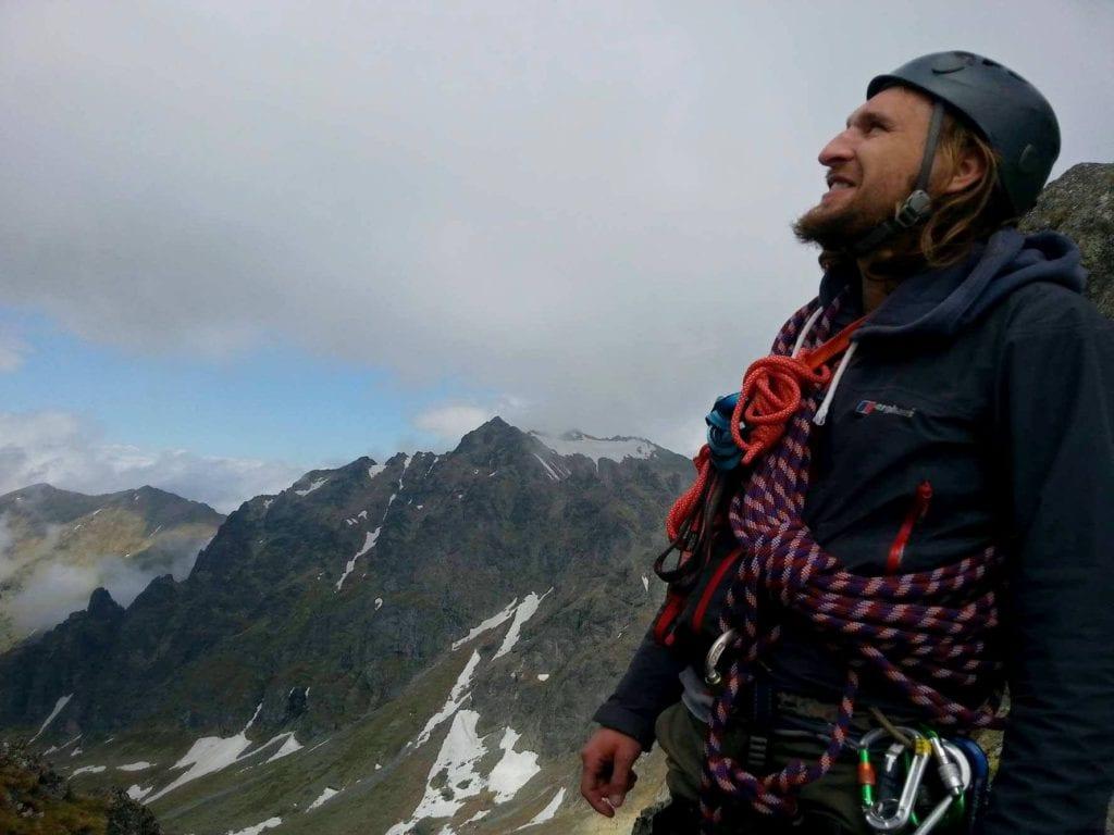 Taternik w Tatrach