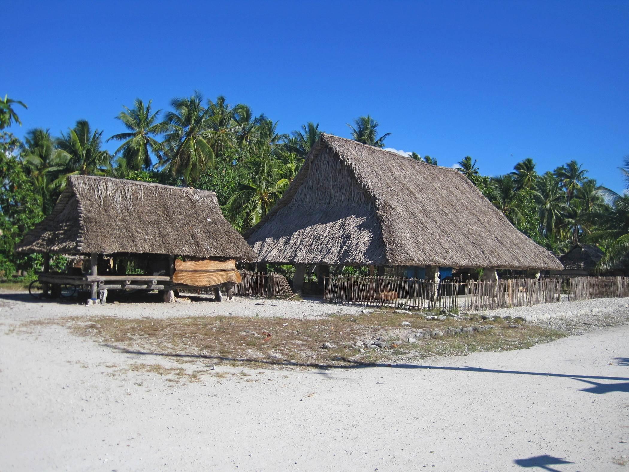 Zabudowa Kiribati Ocean Spokojny