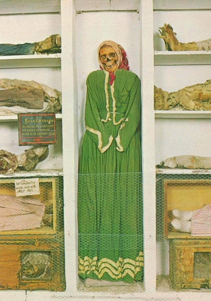Mumie w Palermo