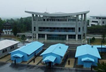 Korea Północna i Południowa zabudowania