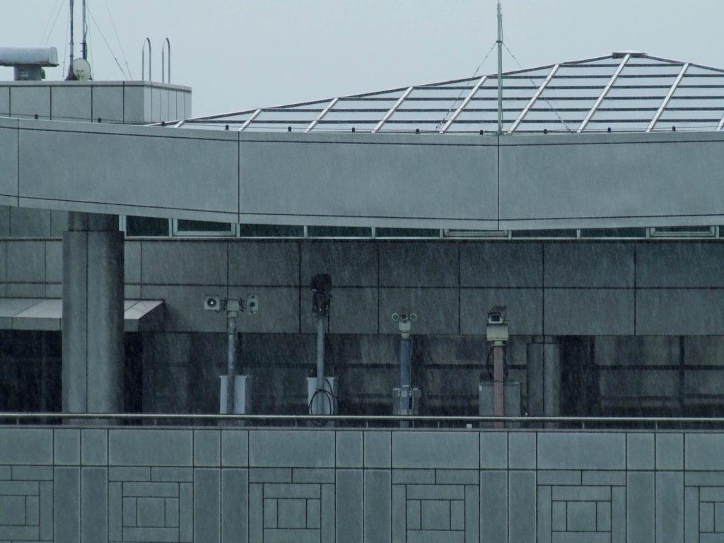 Kamery DMZ Korea
