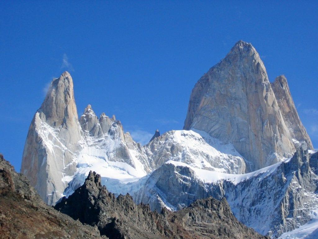 Góra Fitz Roy, Argentyna